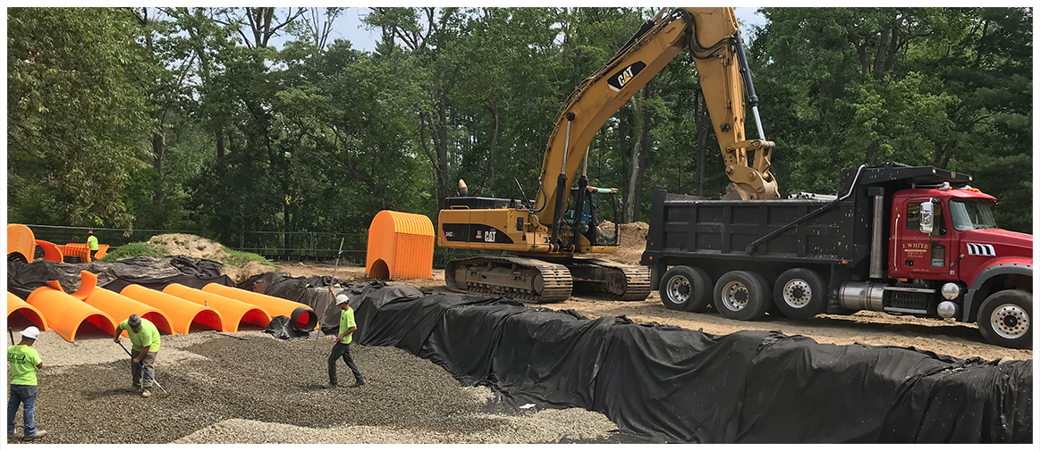 J  White Contracting, Inc    Excavating, Contractor Services